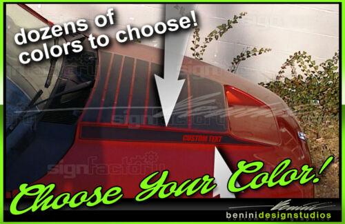 2002 /& up Dodge Ram RAM AIR Hood Spears Stripes Daytona SRT10 Racing Stripes 11