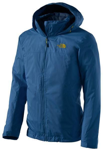 The North Face Arashi Triclimate Doppeljacke Herren blue  239,99