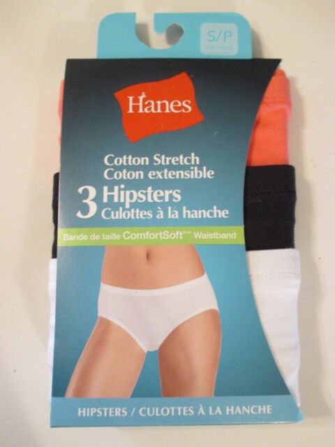 11ef3903f2d 2 Hanes Cotton Stretch Size 5 S White Boybriefs Underwear Panties 6 ...