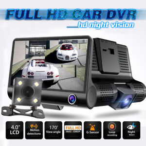 4-039-039-Dual-Lens-HD-1080P-Auto-DVR-Rearview-Kamera-Video-Dashcam-Recorder-G-Sensor