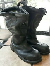 Stc Fire Amp Ice Marshall Crosstech Vibram Fire Fighter Steal Toe 14 Boots 11w