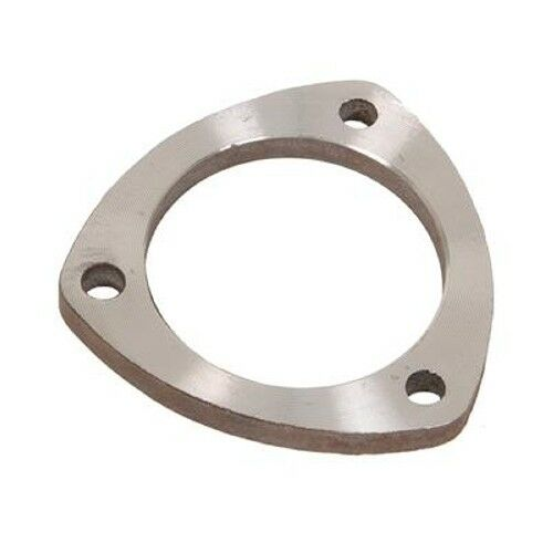 """Pypes Performance HVF13S Header Collector Flange SS 3-Bolt 3/"""" Dia  .375/"""" Thick"""