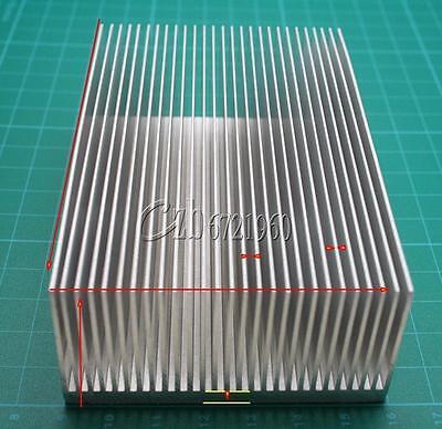 100X69x36mm Aluminum Heat Sink Radiator For LED /& Transistor IC Module Power