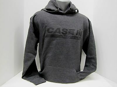 Case IH Ag Logo Athletic Heather Pullover Mens Hoodie