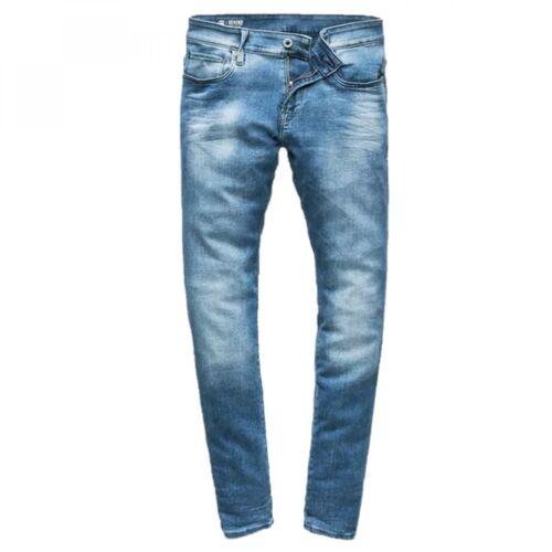 G star Revend Slander Blue Skinny Raw Jeans 51010 Jeans 6131 424 76gbfIYyv