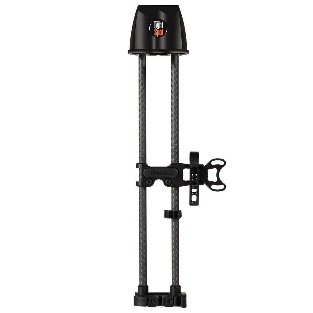 Tight Spot Matte negro 3-Arrow Treestand Quiver RH