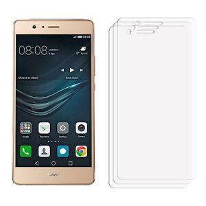 2-x-Membrane-protections-d-039-ecran-pour-telephone-portable-Huawei-P9-lite-brillant-housse