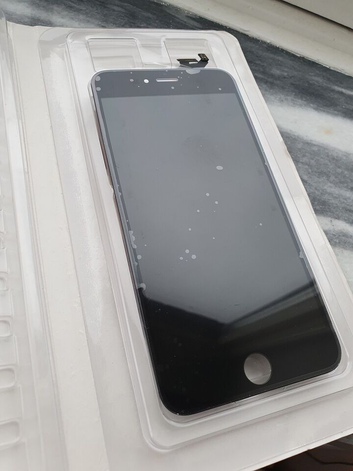 iPhone 6S Plus, 8 GB, sort