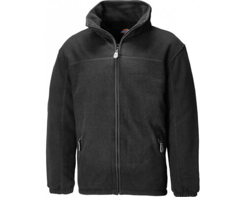 Dickies Padded Fleece Jacket Fully Lined Quilted Durable Work Mens JW81700