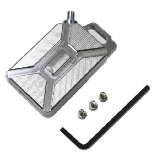 3D CNC Öl Tank Form Motorrad Schlüssel Abdeckung Schlüsselanhänger für YAMAHA