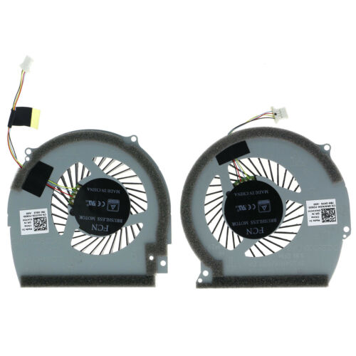 NEW CPU/&GPU Cooling Fan For Dell Inspiron 15 7566 7567 0NWW0W 0147DX 4 PIN