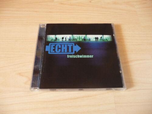 1 von 1 - CD Echt - Freischwimmer - 1999 incl. Du trägst keine Liebe in Dir + Weinst Du