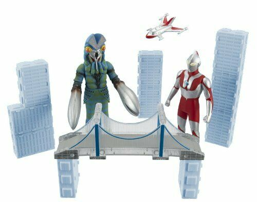 Ultra City serie 01 Ultraman Vs Alien baltanf S