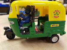 Model India Tuk Tuk / Autorickshaw / Rickshaw Taxi BRAND NEW FROM UK
