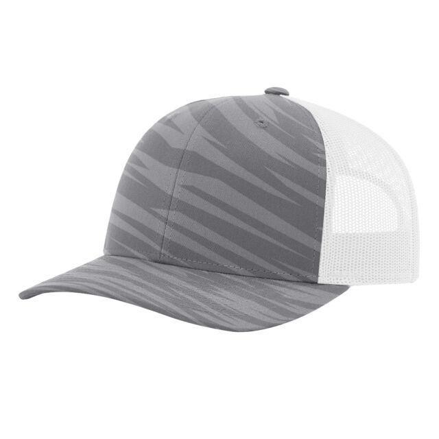 Richardson Trucker Patterned Snapback Cap 112P Baseball Hat 49 Colors!