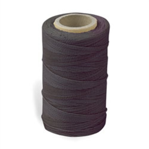 Waxed Nylon Sewing Awl Thread Brown 4 Oz Spool 1205-02 by Tandy Leather
