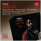 Verdi: Otello (CD, Aug-2013, RCA Red Seal)