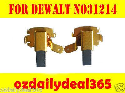 Carbon Brushes For Dewalt hamer drill N031214 18V DCD970 DCD950KX DCD950 DCD970