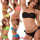 Bikini costume fascia brasiliana moda mare donna B1557 DD