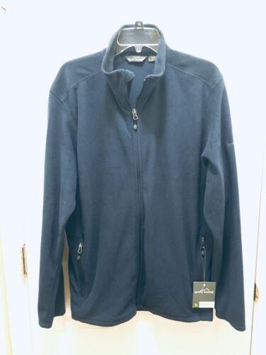 Eddie Jacket Full Bauer Microfleece Taglia zip Navy Extra Outdoor Xl Large Blue qwH7q