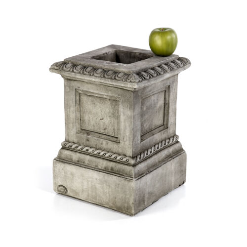 Socket pilastro pianerottolo GIARDINO pilastro Sabbia Pietra gelo fisso Scultura Figura Da Giardino 622857