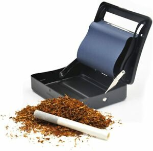 Brand New Automatic Cigarette Smoking Roller Rolling Maker Box