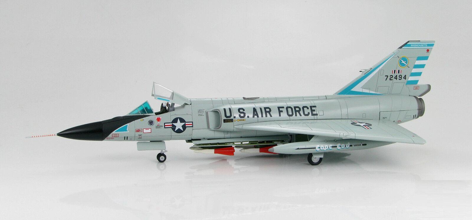 Hobby Master F-106A Delta Dart, USAF, 1982. HA3601