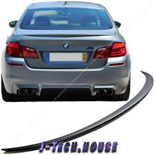 Fit For 11-16 BMW 5-Series F10 Sedan M5 Style #A90 Painted Trunk Spoiler