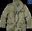 Brandit-m65-standard-2in1-caballeros-otono-invierno-chaqueta-Parka-chaqueta-militar-nuevo miniatura 3