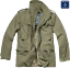 Brandit M65 Standard 2in1 Uomo Autunno Inverno Giacca Parka Invernale Army Nuovo