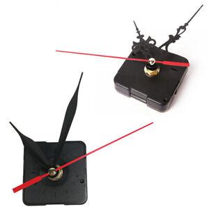Orologio-Da-Parete-Lancette-Design-Nero-Meccanismo-Quartz-Piccolo-Moderno-546