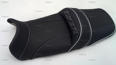 Gel Pad XL für Motorrad Sitzbank Kawasaki ZZR 1200 Komfort Sitz Einlage