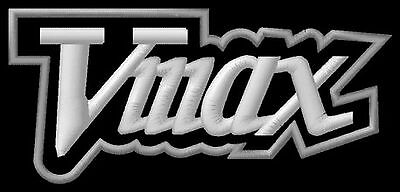 Yamaha V-max 1700 1200 650 Vmax embroidered iron-on patch