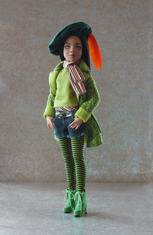Tonner Totally Totally Totally Coolness Lizette doll NRFB Ellowyne Wilde 8658f2