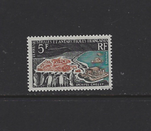 FRENCH-SOUTHERN-AND-ANTARCTIC-TERRITORIES-1963-MNH-SCOTT-23-PENGUINS-5fr