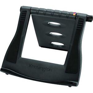 Kensington-Notebook-Stand-Easy-Riser-Ablage-schwarz