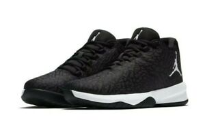 Nike-Air-Jordan-B-Fly-Noir-100-Authentique-Homme-Neuf-B-Fly-Baskets-Baskets