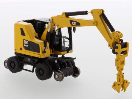 Diecast Masters 85612 H0 Zweiwegebagger Caterpillar Cat M323F Rail