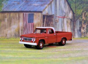 Classic 1961 - 1965 Dodge D-100 Sweptline Pickup Truck Display Model C1