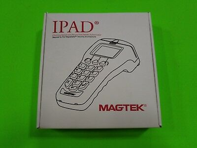 NEW Magtek IPAD Pin-Pad Device w//Secure Card Reader 30050969