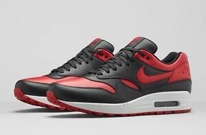 watch 8b926 375b2 Image is loading Nike-Air-Max-1-Premium-QS-039-Bred-