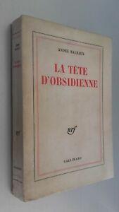 Andre-Malraux-La-Cabeza-De-Gallimard-Paris-1974-Pin-47-Impresion-H-Camiseta