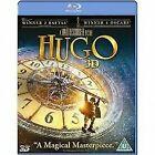 Hugo 3d BLURAY Martin Scorsese VGC