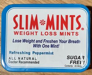 Slim-Mints-Weight-Loss-Diet-fresh-breath-appetite-cravings-snacks-Keto-natural