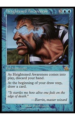 Prophecy MtG Magic Blue Rare 1x x1 1 FOIL Shrouded Serpent