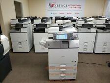 Ricoh Mp 2554 Blackwhite Copier Printer Scanner Meter Only 26k See Video Below