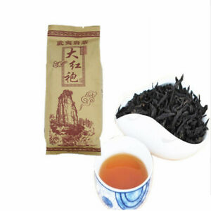 250g Da hong pao Tea Wu long Tea Wulong dahongpao Tea black tea Big Red Robe Tea 828963818865