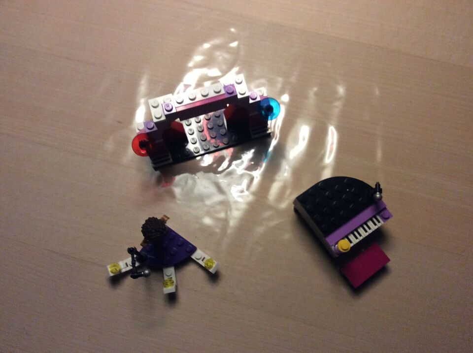 Lego Friends, Karaoke sæt