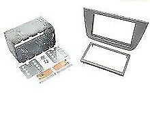 Connects2 CT23ST01 Seat Altea 2004 On Car Radio Double Din Fascia Panel Cage Kit