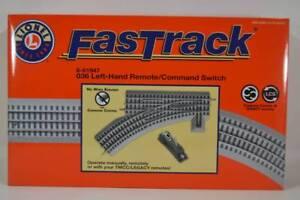 Brand-New-Lionel-O36-Remote-Command-FasTrack-Switch-LH-6-81947-TOTE1